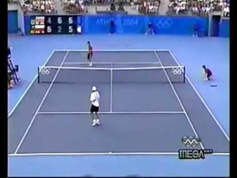 Gonzalez vs Dent - Athens Olympics Bronze Medal Match