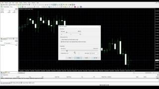 Forex Tester 3 Tutorial (Part 5/10): Projects