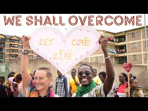 WE SHALL OVERCOME: LOVE WILL RISE AGAIN | nimo patel & daniel nahmod | Empty Hands Music