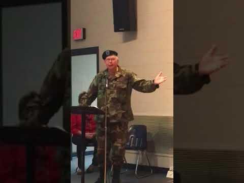 Cannons Elementary school Veterans Day 2017