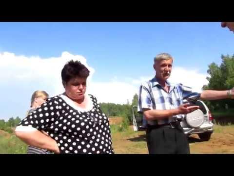 Ул. Текстильщиков г.Суворова в огненном кольце. 09.04.18. Кто ответит за некачественную опашку?