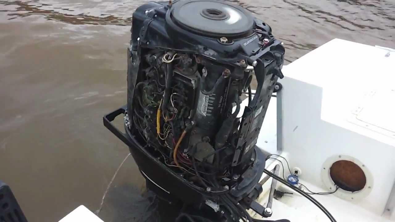 1989 Pro Line Center Console Mercury 115hp Outboard