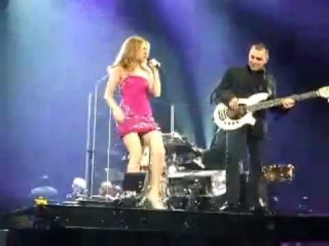 Celine Dion- I Drove All Night (live in Boston)