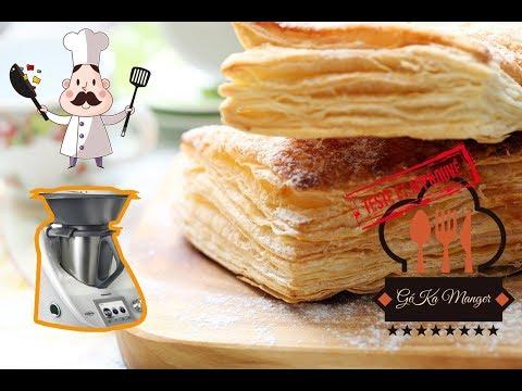 pâte-feuilletée-express-thermomix-en-moins-de-10-min-#pâtefeuilletée-#thermomix