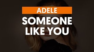 Someone Like You - Adele (aula de violão)