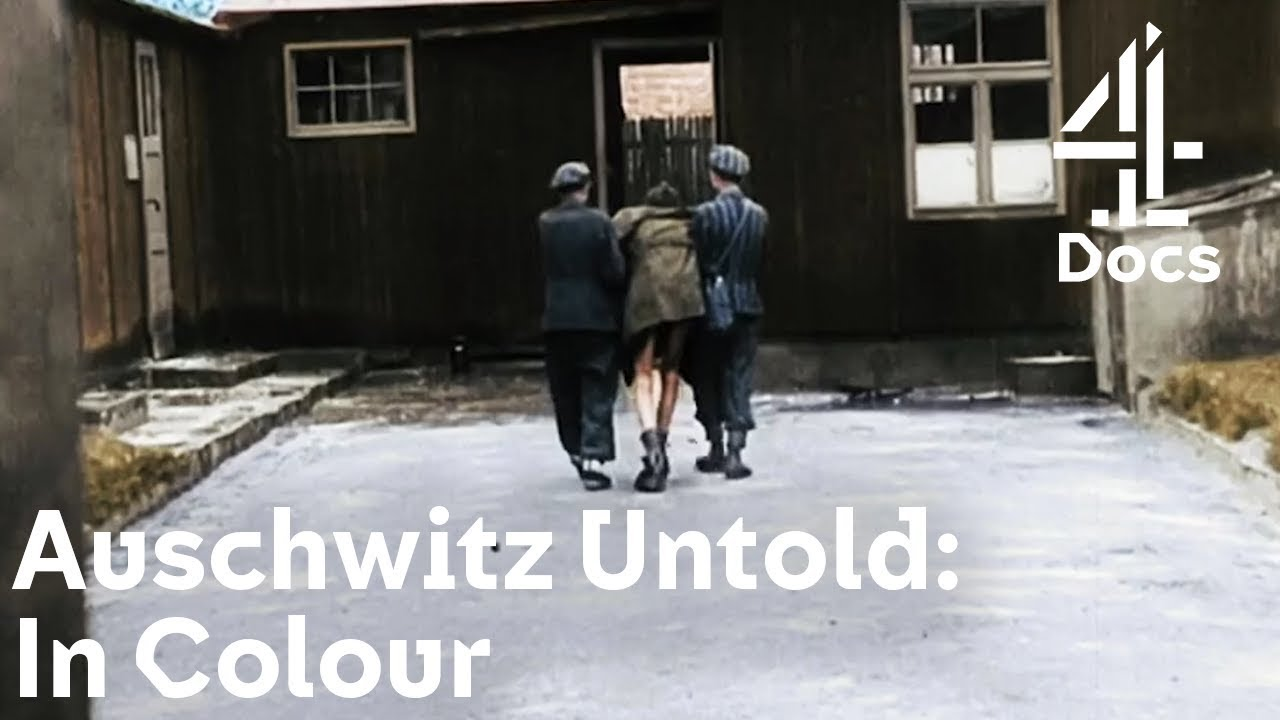 Download Auschwitz Untold: In Colour | What Happened Right Before Jewish Concentration Camps Were Liberated?