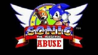Sonic The Hedgehog - Sonic Abuse