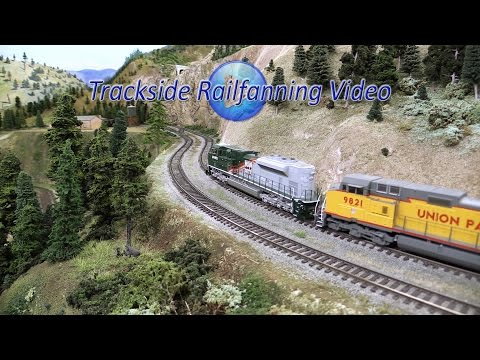 Caldwell Model Railroad Club in HO