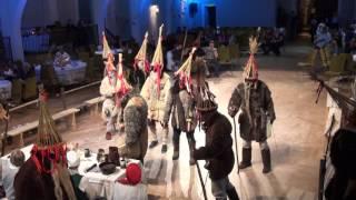 00169 XVIII Starptautiskais masku tradīciju festivāls. Rīga. Ziemeļblāzmas k/p. 25.02.17.