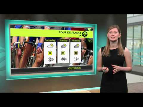 Tour De France - Events Weather Forecast
