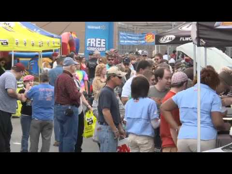 2013 FLW TV | Smith Lake