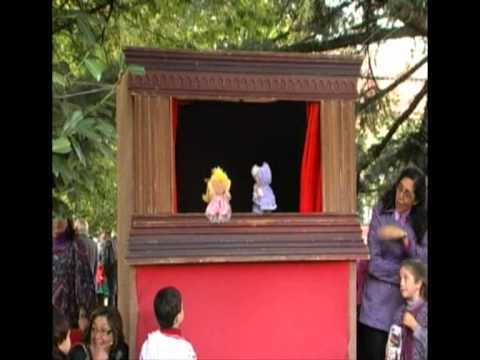 Farsa de la princesa cursilinda teatro de gui ol youtube for La cocina obra de teatro