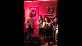 Karaoke at Ari's