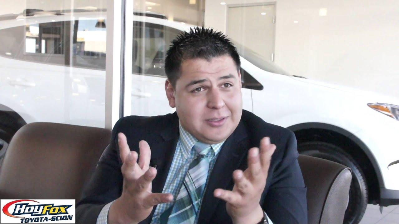 Meet Gustavo Martinez At FOX Toyota Of El Paso