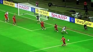Euro2012 Russia vs. Polonia 1-1 | Highlights