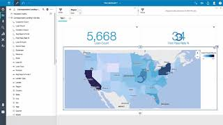 A New User Experience for IBM Cognos Analytics