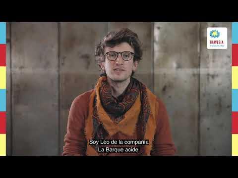 [HACKATHON] - ITW Léo Rousselet, artiste de la compagnie La Barque acide
