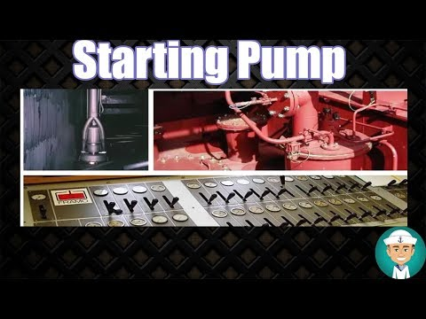 How To Start The Framo Pump