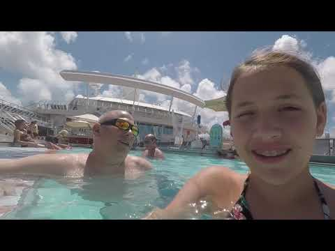 Nassau, Formal Night, and Mamma Mia! Royal Caribbean Allure of the Seas Day 2! The Cruise King1!
