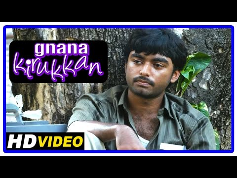 Gnana Kirukkan Tamil Movie | Scenes | Jega Meets Archana Kavi And Saves Her From Goons