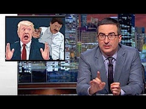 Last Week Tonight with John Oliver   Assassination Donald Trump HBO