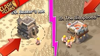 ENGINEERED BASE... or TRASH? WHATS THE DEAL Clash of Clans?