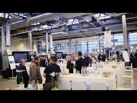 Heidelberg Info Days Commercial October 2017. Europe Premier Speedmaster CX 75.