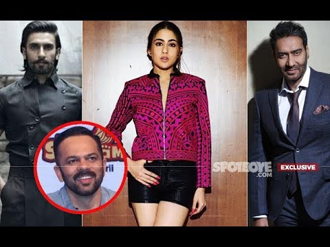 Rohit Shetty EXCLUSIVE Interview | Simmba | Ranveer Singh | Sara Ali Khan