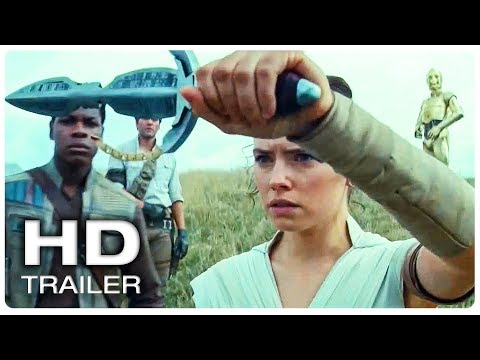 STAR WARS 9 The Rise Of Skywalker Final Trailer #3 (NEW 2019) Star Wars Movie HD
