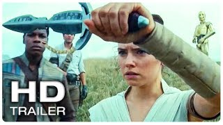 STAR WARS 9 The Rise Of Skywalker Final Trailer #3 (NEW 2019) Star Wars Movie HD