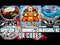 QR CODES LEGEND SPRYZEN E MAIS! + PAPO COM OS INSCRITOS! - BEYBLADE BURST APP