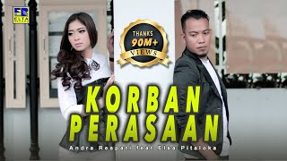 Gambar cover Andra Respati & Elsa Pitaloka - Korban Perasaan (Official Music Video) Slow Rock