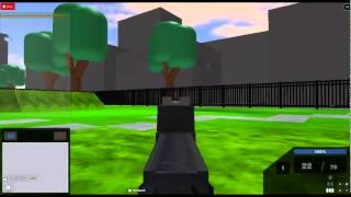 Modern Assault - Roblox FPS (Part 2)