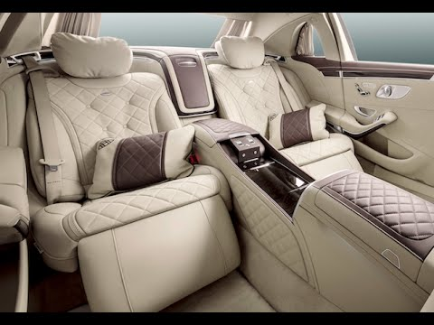 Captivating Mercedes Maybach Pullman INTERIOR Is SPECTACULAR Commercial CARJAM TV HD  2016   YouTube