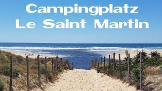 Campingplatz Le Saint Martin
