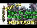 Top 10 Urban Survival Tips - To Avoid Being Taken Hostage!