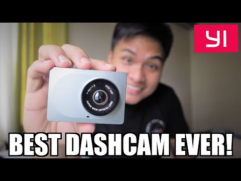 XiaoMi Yi Dashcam | Review | Philippines