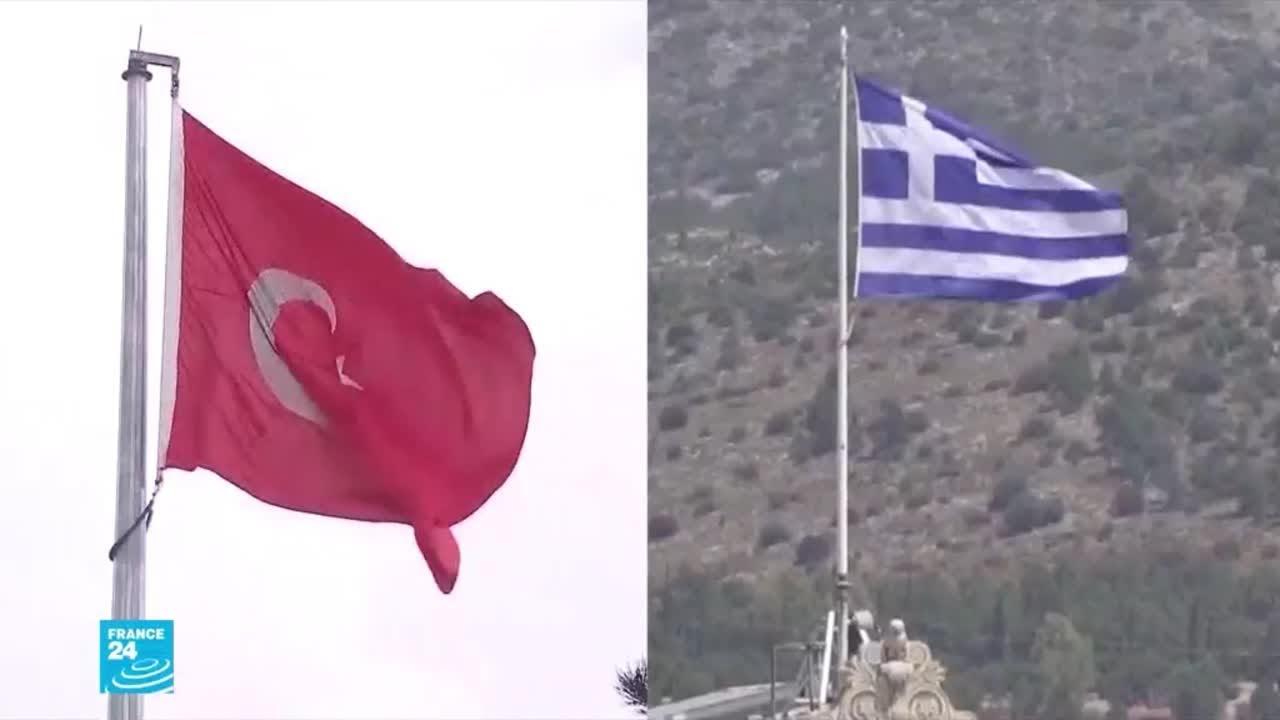 استئناف المحادثات بين تركيا واليونان بعد أزمة شرق المتوسط  - نشر قبل 1 ساعة