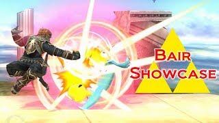 Smash 4 Ganondorf Showcase
