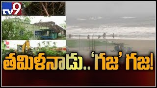 Cyclone Gaja: 7 dead as storm wreaks havoc in Tamil Nadu - TV9