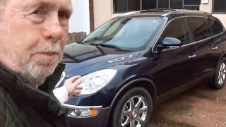 2008 Buick Enclave CXL Test Drive