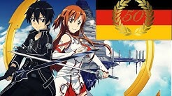Top 50 Anime Serien German Dub