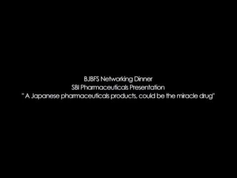 BJBFS - SBI Pharmaceuticals presentation at Domain Hotel (22-Mar-2017)