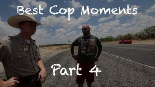 Super Speeders Best Cop Moments - Part 4