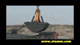 STEMM Hydraulic Bucket