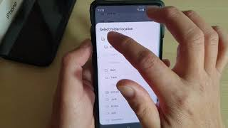 Galaxy S10 / S10+: How to Create a New Email Folder