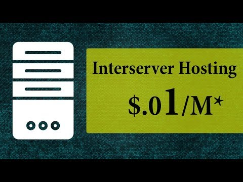 InterServer Coupons Code Web Hosting at 1 Cents || Web Hosting & Domains Coupons, Offers