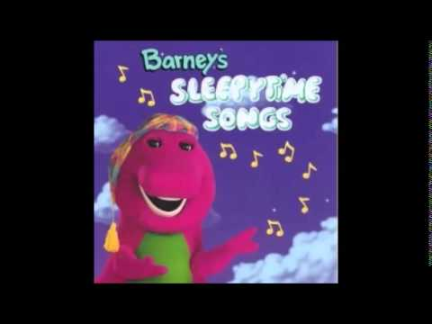 My Favorite Songs From Barney's Sleepytime Songs
