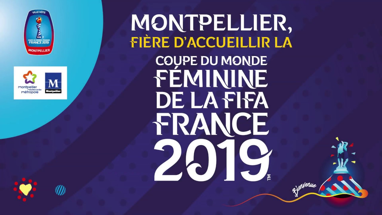 Mondial Feminin France 2019 Calendrier.Coupe Du Monde Feminine De La Fifa France 2019