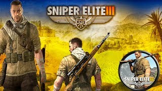 Sniper Elite III  Pc Games Play - Stream Part 1 Live